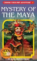 Mystery of the Maya 0553146009 Book Cover
