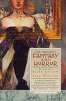 The Year's Best Fantasy and Horror: Twelfth Annual Collection 0312209622 Book Cover