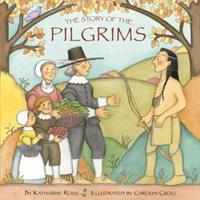 The Story of the Pilgrims 0679852921 Book Cover