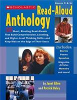 Read-Aloud Anthology: 35 Short, Riveting Read Alouds 0439047595 Book Cover