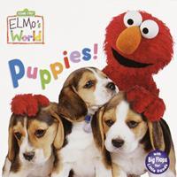 Puppies! (Sesame Street® Elmos World(TM)) 0375805753 Book Cover