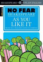 As You Like It 0451524608 Book Cover