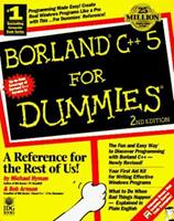 Borland C++5 for Dummies 1568843410 Book Cover