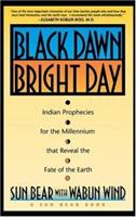 Black Dawn, Bright Day : Indian Prophecies for the Millennium That Reveal the Fate of the Earth 0671759000 Book Cover