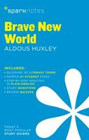 Brave New World (SparkNotes Literature Guide) 1411469453 Book Cover