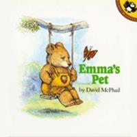 Emma's Pet 0525442103 Book Cover