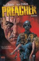 Preacher Deluxe Vol. 4. 1401230946 Book Cover