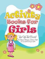 Activity Books for Girls (Tear Up This Book! the Stencil, Stationary, Games, Crafts & Doodle Book for Girls) 1633838803 Book Cover