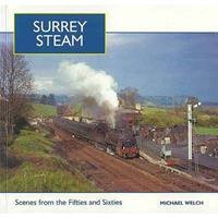 Surrey Steam 1854142380 Book Cover