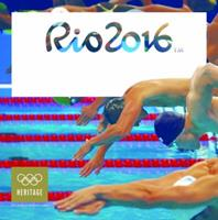 Rio 2016: The Olympic Games Through the Photographer's Lens 1911282115 Book Cover