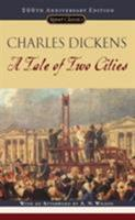 A Tale of Two Cities 0812505069 Book Cover