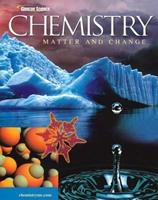 Glencoe Chemistry: Matter and Change, Student Edition 0078664187 Book Cover