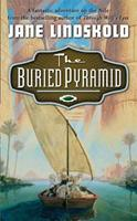 The Buried Pyramid 0765302608 Book Cover