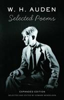 Selected Poetry of W. H. Auden 0679724834 Book Cover