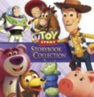Toy Story Storybook Collection 1423115740 Book Cover