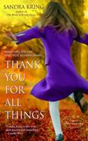 Thank You for All Things 0553592335 Book Cover