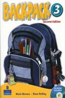 Backpack 3 with CD-ROM (2nd Edition) 0132450836 Book Cover
