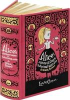 Alice's Adventures in Wonderland: Official 150th Anniversary Edition Unabridged Graphic Novel 1435153014 Book Cover