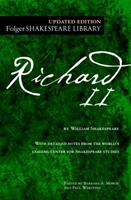 The tragedie of King Richard the second 0140714820 Book Cover