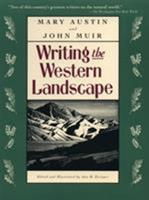 Writing the Western Landscape (Concord Library) 080708526X Book Cover