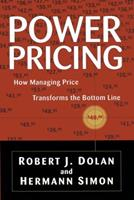 Power Pricing 068483443X Book Cover