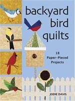 Backyard Bird Quilts 089689178X Book Cover