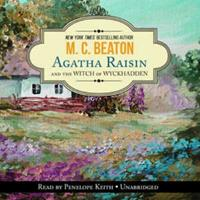 Agatha Raisin and the Witch of Wyckhadden 0312973691 Book Cover