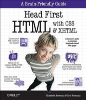 Head First HTML with CSS & XHTML (Head First)