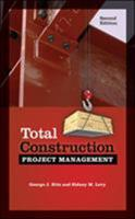 Total Construction Project Management 0070529868 Book Cover