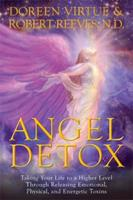 Angel Detox: Taking Your Life to a Higher Level Through Releasing Emotional, Physical, and Energetic Toxins 1401944310 Book Cover