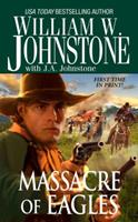 Massacre of Eagles 078602349X Book Cover