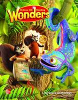 Reading Wonders Literature Anthology Volume 2 Grade 1 0021142459 Book Cover