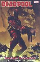 Deadpool, Volume 1: Secret Invasion 0785132732 Book Cover