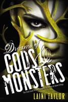 Dreams of Gods & Monsters 0316285285 Book Cover