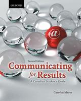 Communicating for Results 0199001316 Book Cover