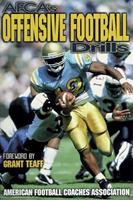 Afca's Offensive Football Drills 0880115262 Book Cover
