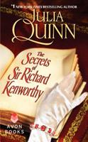 The Secrets of Sir Richard Kenworthy 0062072943 Book Cover