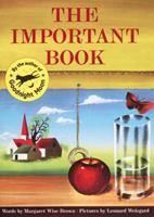 The Important Book 0064432270 Book Cover