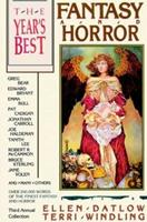 The Year's Best Fantasy and Horror Third Annual Collection 031204450X Book Cover