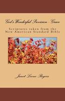 God's Wonderful Provision - Grace: Scriptures taken from the New American Standard Bible 1467978396 Book Cover
