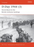 D-Day 1944 (3): Sword Beach and British Airborne Landings 0275982653 Book Cover