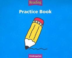 Houghton Mifflin The Nation's Choice California: Practice Book Level K 0618161597 Book Cover