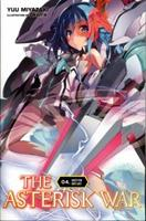 The Asterisk War, Vol. 4 (light novel): Quest for Days Lost 0316398624 Book Cover