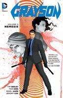 Grayson, Volume 3: Nemesis 1401262767 Book Cover