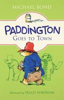 Paddington Goes to Town 0618083073 Book Cover