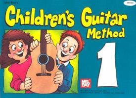 Children's Guitar Method 1 0871663864 Book Cover