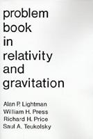 Problem Book in Relativity and Gravitation 0691177783 Book Cover