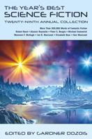 The Mammoth Book of Best New SF 25 1250003555 Book Cover