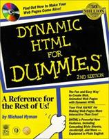 Dynamic HTML for Dummies 0764504673 Book Cover