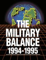 The Military Balance 1994-1995 1857531159 Book Cover